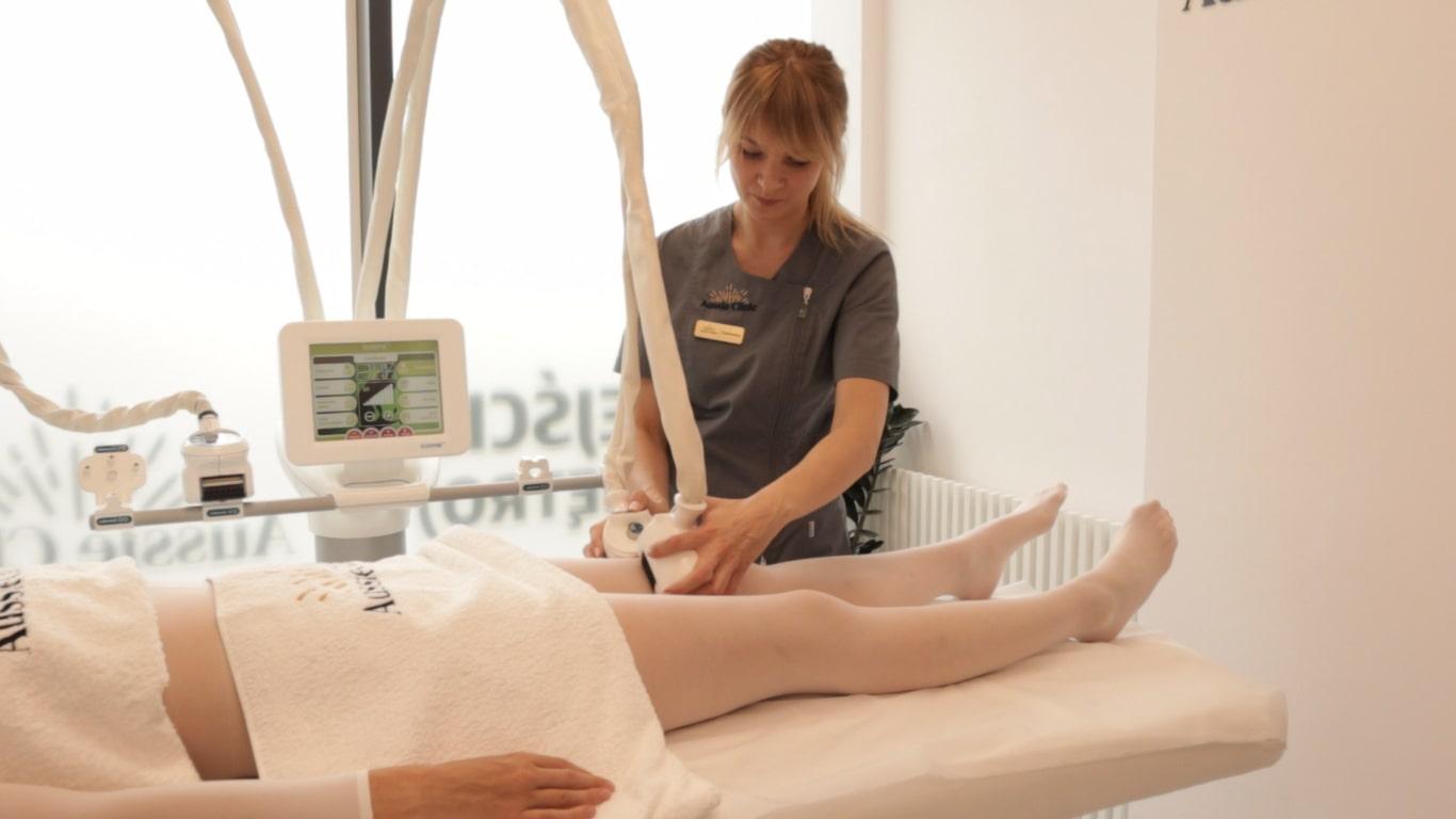 Cellulit – usuwanie i redukcja cellulitu.